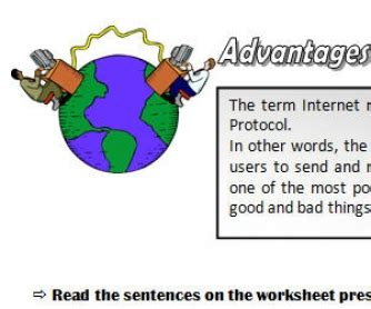This essay is about the advantages and disadvantages of